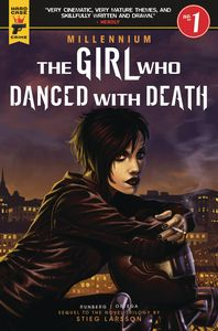 [Millennium Saga: The Girl Who Danced With Death #1 (Cover A Iannici) (Product Image)]