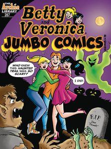 [Betty & Veronica: Jumbo Comics Digest #287 (Product Image)]