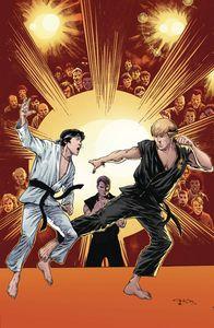 [Cobra Kai/Karate Kid Saga Continues #4 (Cover A Mcleod) (Product Image)]