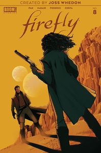 [Firefly #8 (Cover A Main Garbett) (Product Image)]