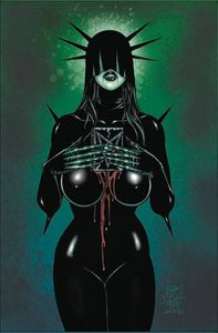 [Tarot Witch Of The Black Rose #109 (Product Image)]