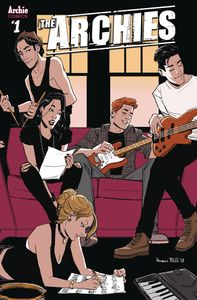[The Archies #1 (Cover D Pitilli) (Product Image)]