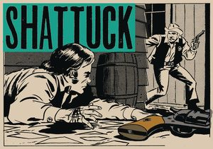 [Wallace Wood Presents: Shattuck (Hardcover) (Product Image)]