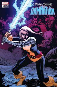 [Doctor Strange: Damnation #3 (Yu New Mutants Variant) (Legacy) (Product Image)]