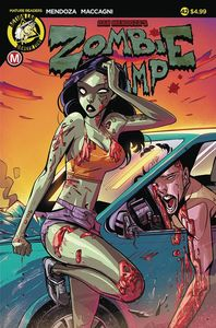 [Zombie Tramp Ongoing #42 (Cover A Celor) (Product Image)]