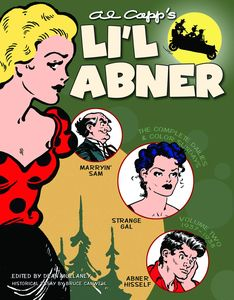 [Lil Abner: Volume 2 (Hardcover) (Product Image)]
