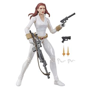 [Black Widow: Marvel Legends Action Figure: Deadly Origin Black Widow (Product Image)]