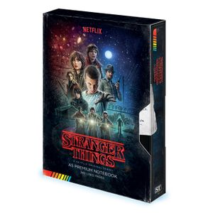 [Stranger Things: Notebook: VHS (Product Image)]