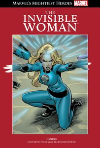[Marvel's Mightiest Heroes: Graphic Novel Collection: Volume 17: Invisible Woman (Hardcover) (Product Image)]