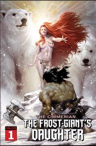 [Cimmerian: Frost Giants Daughter #1 (Cover C Anacleto) (Product Image)]