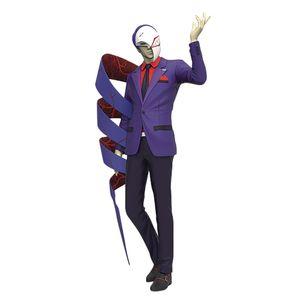 [Tokyo Ghoul: Colour Tops Action Figure: Shu Tsukiyama (Product Image)]
