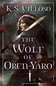 [Chronicles of the Bitch Queen: Book 1: The Wolf Of Oren-Yaro (Product Image)]