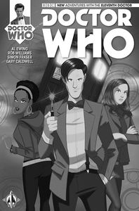 [Doctor Who: 11th #1 (Forbidden Planet Variant) (Product Image)]