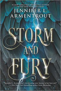 [Dark Elements: Book 4: Storm & Fury (Product Image)]