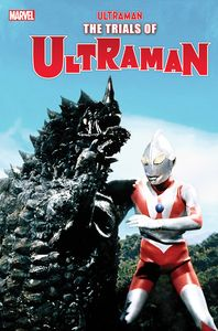 [Trials Of Ultraman #3 (TV Photo Variant) (Product Image)]