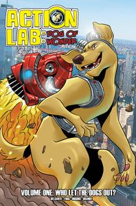 [Action Lab: Dog Of Wonder: Volume 1: Who Let The Dogs Out (Product Image)]