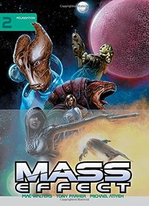 [Mass Effect: Library Edition: Volume 2 (Hardcover) (Product Image)]
