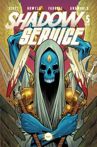 [Shadow Service #5 (Cover B Isaacs) (Product Image)]