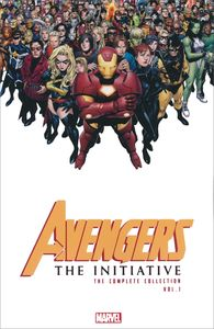 [Avengers: The Initiative: Complete Collection: Volume 1 (Product Image)]