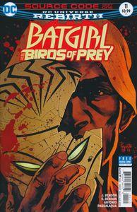 [Batgirl & The Birds Of Prey #11 (Product Image)]