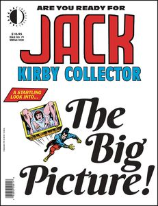 [Jack Kirby Collector Standard Edition #79 (Product Image)]