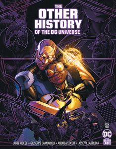 [Other History Of The DC Universe #2 (Jamal Campbell Variant) (Product Image)]