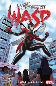 [Unstoppable Wasp: Unlimited: Volume 2 Girl Vs Aim (Product Image)]
