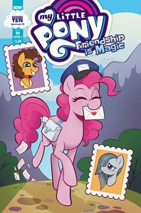 [My Little Pony: Friendship Is Magic #99 (Cover A Robin Easter) (Product Image)]