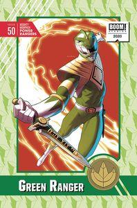 [Mighty Morphin Power Rangers #50 (Anka Variant) (Product Image)]