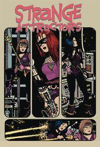 [Strange Attractors: It's Alive #8 (Cover A Cohen) (Product Image)]