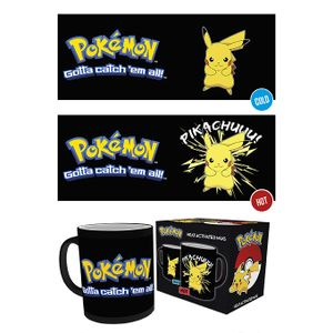 [Pokemon: Heat Change Mug: Pikachu (Product Image)]