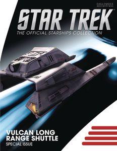 [Star Trek: Starships Special #21: Long Range Vulcan Shuttle (Product Image)]