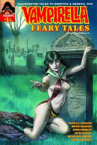 [Vampirella: Feary Tales #1 (Roach Exclusive Subscription Variant) (Product Image)]