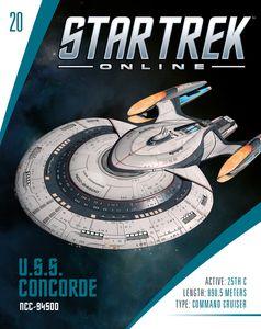 [Star Trek: Online Starships #20: U.S.S. Concorde (Product Image)]