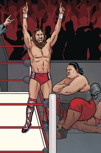[WWE #20 (Schoonover Raw Connecting Variant) (Product Image)]