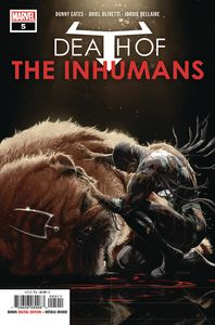 [Death Of Inhumans #5 (Product Image)]