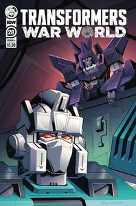 [Transformers #28 (Cover A Casey W Coller) (Product Image)]