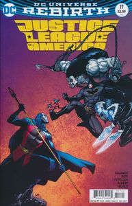 [Justice League Of America #17 (Variant Edition) (Product Image)]
