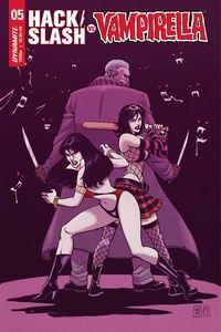 [Hack Slash Vs Vampirella #5 (Cover B Sudzuka) (Product Image)]