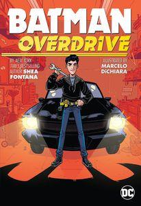 [Batman: Overdrive (Product Image)]