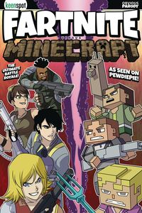 [Fartnite Vs. Minecrapt & Other Stinky Spoof Stories (Product Image)]