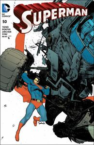 [Superman #50 (Forbidden Planet Sean Murphy Connecting Variant) (Product Image)]