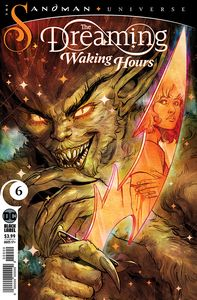 [Dreaming: Waking Hours #6 (Product Image)]