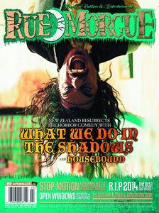 [Rue Morgue Magazine #159 (Product Image)]