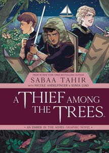 [A Thief Among Trees: An Ember Ashes Original: Volume 1 (Hardcover) (Product Image)]