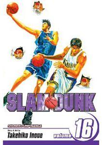 [Slam Dunk: Volume 16 (Product Image)]
