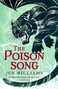 [The Winnowing Flame Trilogy: Book 3: The Poison Song (Signed Edition) (Product Image)]