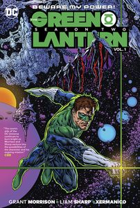 [Green Lantern: Season 2: Volume 2 (Hardcover) (Product Image)]