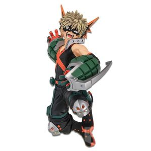 [My Hero Accademia: The Amazing Heroes Volume 3 Statue: Katsuki Bakugou (Product Image)]