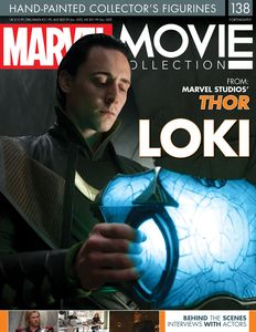 [Marvel Movie Figure Collection #138: Loki Casket Of Ancient Winters (Product Image)]